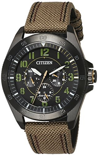 Citizen Analog Black Dial Mens Watch BU2035 05E 0 - Citizen BU2035-05E watch