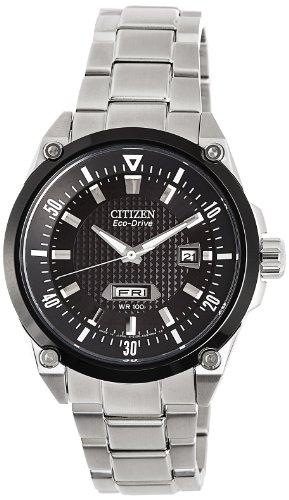 Citizen Eco Drive Analog Black Dial Mens Watch BM5005 69E 0 - Citizen BM5005-69E Eco-Drive watch