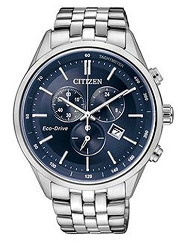 Citizen Eco Drive Analog Blue Dial Mens Watch AT2140 55L 0 - Citizen AT2140-55L Eco-Drive watch