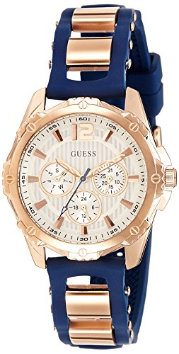 Guess Analog White Dial Womens Watch W0325L8 0 - Guess W0325L8 Women watch
