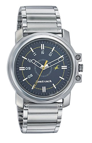 Fastrack Analog Black Dial Mens Watch TZ3039SM02 0 - Fastrack TZ3039SM02 Analog Black watch