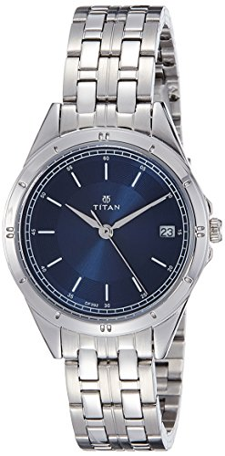 Titan Analog Blue Dial Womens Watch 2556SM02 0 - Titan 2556SM02 Blue Women watch