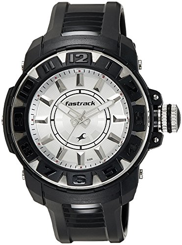 Fastrack Sport Plastic Mens Watch NE9334PP01J 0 - Fastrack NE9334PP01J Mens watch