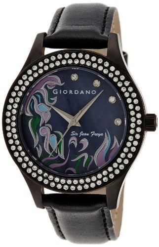 Giordano Analog Black Dial Womens Watch 2588 02 0 - Giordano 2588-02 WoMens watch