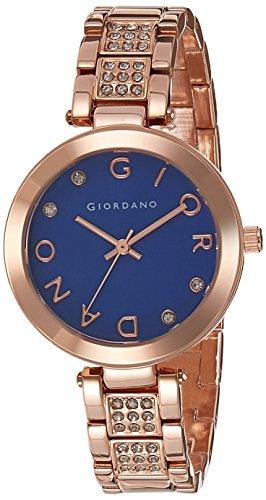 Giordano Analog Blue Dial Womens Watch A2040 33 0 - Giordano A2040-33 WoMens watch
