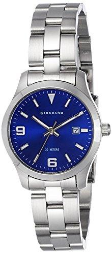 Giordano Analog Blue Dial Womens Watch P2061 33 0 - Giordano P2061-33 WoMens watch