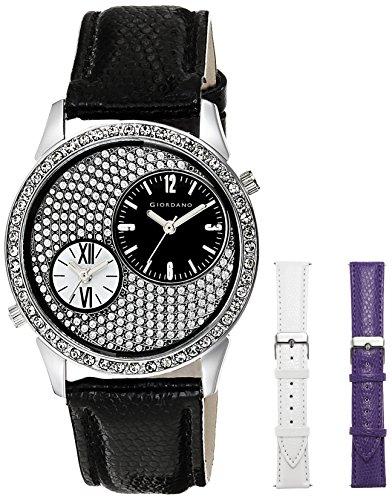 Giordano Analog Multi Color Dial Womens Watch 60070 01 0 - Giordano 60070-01 WoMens watch