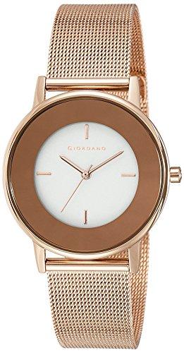 Giordano Analog Silver Dial Womens Watch A2052 44 0 - Giordano A2052-44 WoMens watch