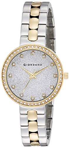 Giordano Analog Silver Dial Womens Watch A2068 55 0 - Giordano A2068-55 WoMens watch