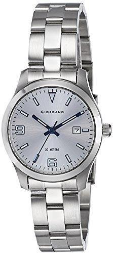 Giordano Analog Silver Dial Womens Watch P2061 22 0 - Giordano P2061-22 WoMens watch