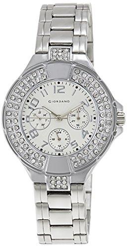 Giordano Analog White Dial Womens Watch 60067 11 0 - Giordano 60067-11 WoMens watch