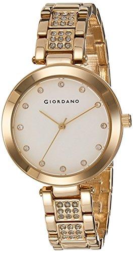 Giordano Analog White Dial Womens Watch A2037 22 0 - Giordano A2037-22 WoMens watch