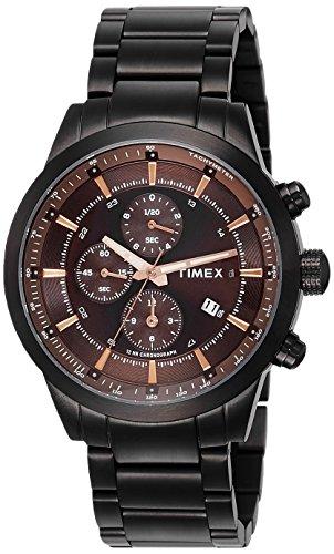 Timex Analog Brown Dial Mens Watch TW000Y417 0 - Timex TW000Y417 Mens watch
