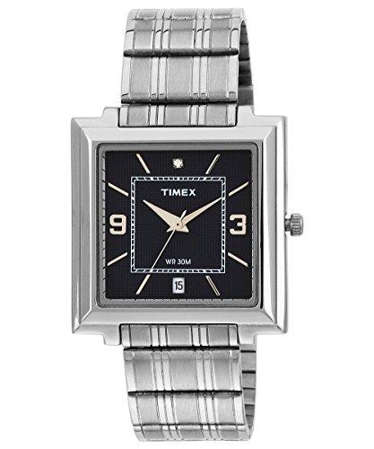 Timex Classics Analog Black Dial Mens Watch TI000R20400 0 - Timex TI000R20400 Mens  watch