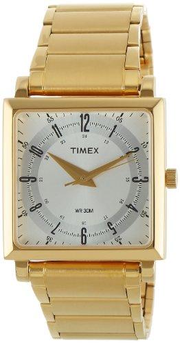 Timex Classics Analog Multi Color Dial Mens Watch TI000T21000 0 - Timex TI000T21000 Mens watch