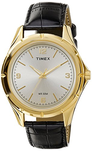 Timex Classics Analog Silver Dial Mens Watch TI000V90000 0 - Timex TI000V90000 Mens watch