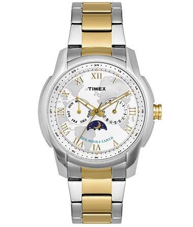 Timex E Class Analog Silver Dial Mens Watch tw000y513 0 - Timex tw000y513 Mens watch