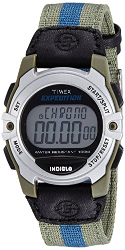 Timex Expedition Digital Grey Dial Unisex Watch T499586S 0 - Timex T499586S watch