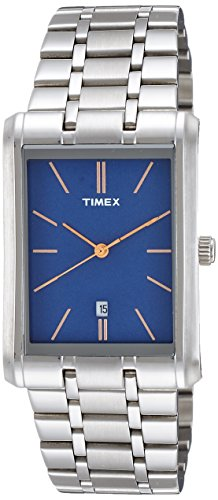 Timex Fashion Analog Blue Dial Mens Watch TI000M70200 0 - Timex TI000M70200 Mens  watch