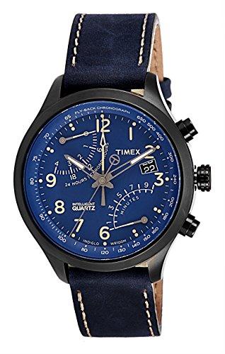 Timex Intelligent Quartz Analog Blue Dial Mens Watch T2P380 0 - Timex T2P380 Mens watch