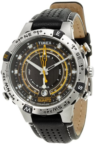 Timex Intelligent Quartz Chronograph Brown Dial Mens Watch T2N740 0 - Timex T2N740 Mens watch