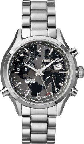 Timex Intelligent Quartz T2N944 Mens World Time Watch 0 - Timex T2N944 Mens watch