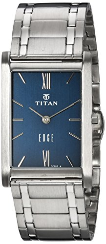 Titan Analog Blue Dial Mens Watch 1043SM16 0 - Titan 1043SM16 Mens watch