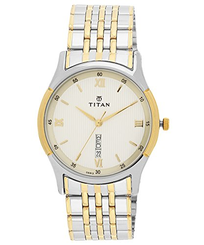 Titan Analog Multi Colour Dial Mens Watch 1636BM01 0 - Titan 1636BM01 Mens watch