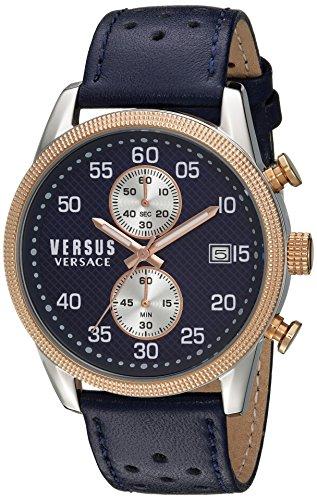 Versus Versace Chronograph Blue Dial Mens Watch S66080016 0 - Versus Versace S66080016 Mens watch