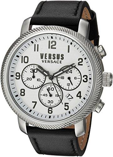 Versus Versace Hoxton Square Analog White Dial Mens Watch S70020016 0 - Versus S70020016 Mens watch