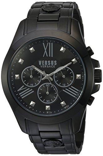 Versus by Versace Analog Black Dial Mens Watch SBH04 0015 0 - Versus SBH04 0015 Mens watch
