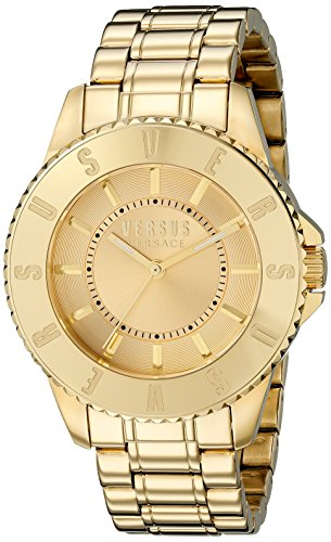 Versus by Versace Analog Champagne Dial Mens Watch SGM22 0015 0 - Versus SGM22 0015 Mens watch