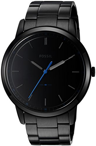 Fossil Analog Black Dial Mens Watch FS5308 0 - Fossil FS5308 Analog Black Dial Men's watch