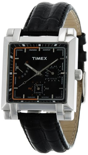 Timex Analog Black Dial Mens Watch NR01 0 - Timex NR01 Analog Black Dial Men's watch