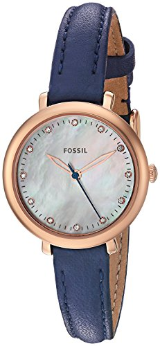 Fossil Analog Mother Of Pearl Dial Womens Watch ES4083 0 - Fossil ES4083 Analog Mother Of Pearl Dial Women watch
