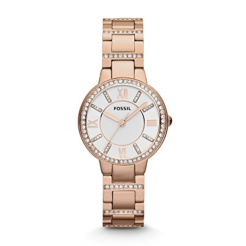 Fossil Analog Silver Dial Womens Watch ES3284 0 - Fossil ES3284 Analog Silver Dial Women watch