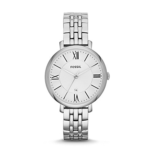 Fossil Analog Silver Dial Womens Watch ES3433 0 - Fossil ES3433 watch