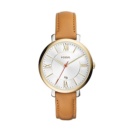 Fossil Jacqueline Analog White Dial Womens Watch ES3737 0 - Fossil ES3737 Jacqueline Analog White Dial Women watch
