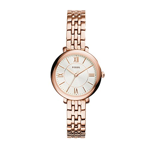 Fossil Jacqueline Analog White Dial Womens Watch ES3799 0 - Fossil ES3799 Jacqueline Analog White Dial Women watch