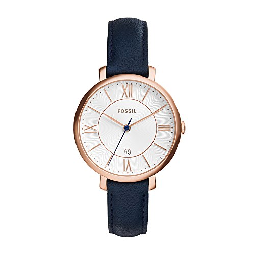 Fossil Jacqueline Analog White Dial Womens Watch ES3843 0 - Fossil ES3843 Jacqueline Analog White Dial Women watch