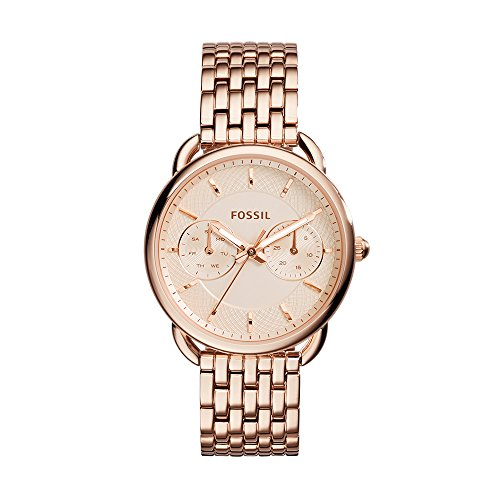 Fossil Tailor Analog Copper Dial Womens Watch ES3713 0 - Fossil ES3713 Tailor Analog Copper Dial Women watch