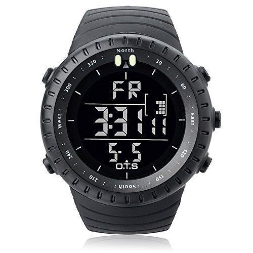 PALADA Men s T7005G Outdoor Waterproof Sports Quartz Digital Wrist Watches with LED Backlight 0 - PALADA Men s T7005G watch