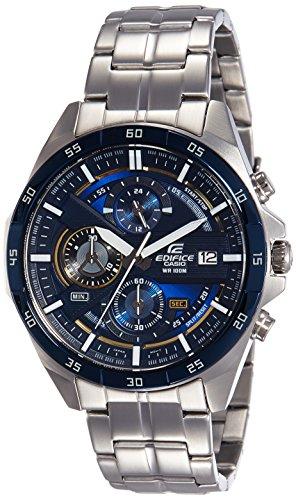 Casio Edifice Analog Blue Dial Mens Watch EFR 556DB 2AVUDF EX362 0 - Casio EFR-556DB-2AVUDF (EX362) Edifice Analog Blue Dial Men's watch