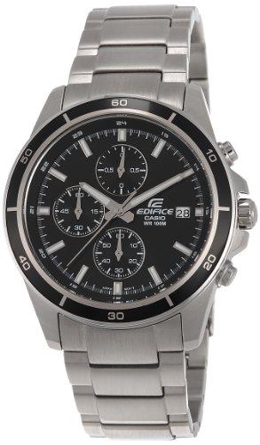 Casio Edifice Chronograph Black Dial Mens Watch EFR 526D 1AVUDF EX093 0 - Casio EFR-526D-1AVUDF (EX093) Edifice Chronograph Black Dial Men's watch