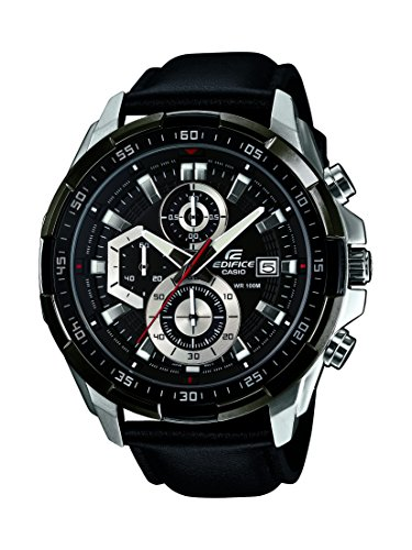 Casio Edifice Chronograph Black Dial Mens Watch EFR 539L 1AVUDF EX193 0 - Casio EFR-539L-1AVUDF (EX193) Edifice Chronograph Black Dial Men's watch