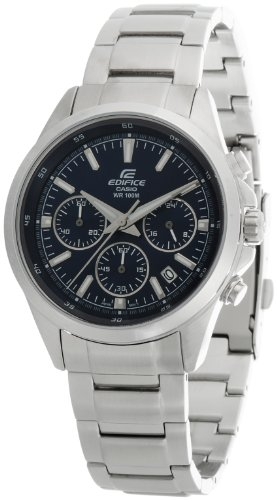 Casio Edifice Chronograph Blue Dial Mens Watch EFR 527D 2AVUDF EX099 0 - Casio EFR-527D-2AVUDF (EX099) Edifice Chronograph Blue Dial Men's watch