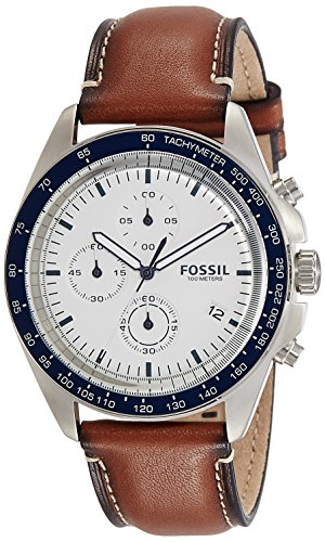 FOSSIL Chronograph White Dial Mens Watch CH3029I 0 - FOSSIL CH3029I Chronograph White Dial Men's watch