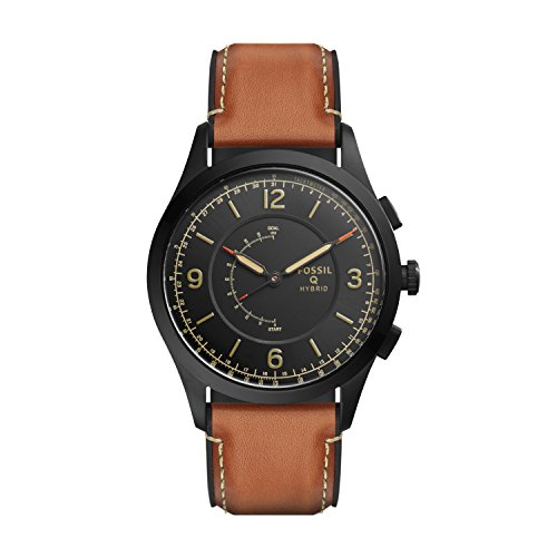 Fossil Activist Analog Black Dial Mens Watch FTW1206 0 - Fossil FTW1206 Activist Analog Black Dial Men's watch