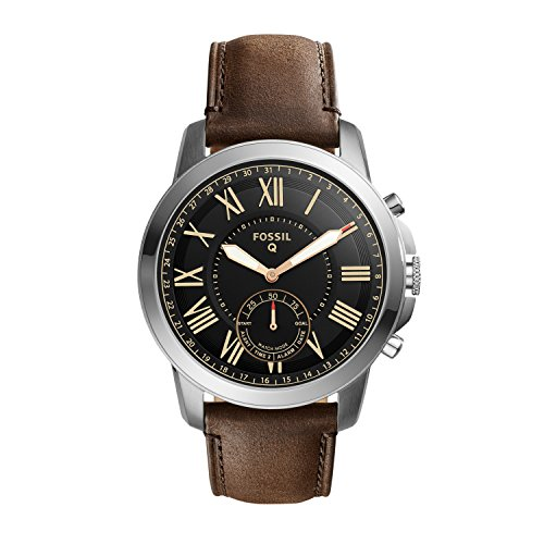 Fossil Analog Black Dial Mens Watch FTW1156 0 - Fossil FTW1156 Analog Black Dial Men's watch