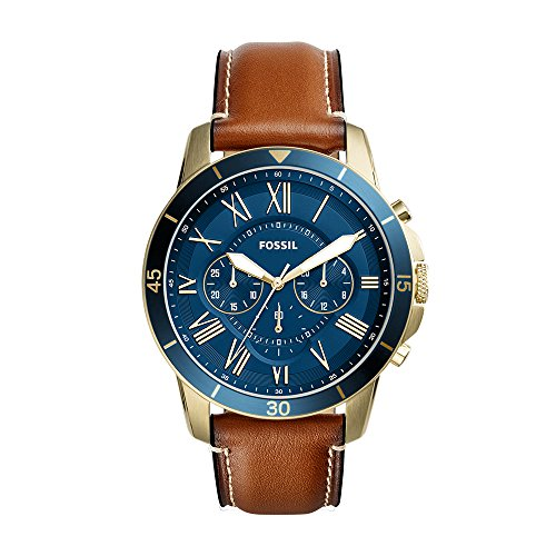 Fossil Analog Blue Dial Mens Watch FS5268 0 - Fossil FS5268 Analog Blue Dial Men's watch